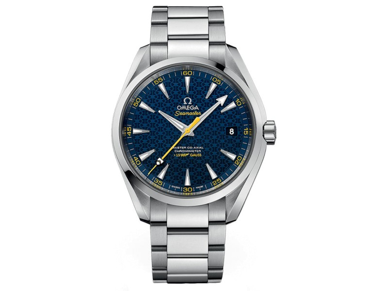 Omega Aqua Terra Master Co-Axial James Bond Spectre 231.10.42.21.03.004 Mens Watch