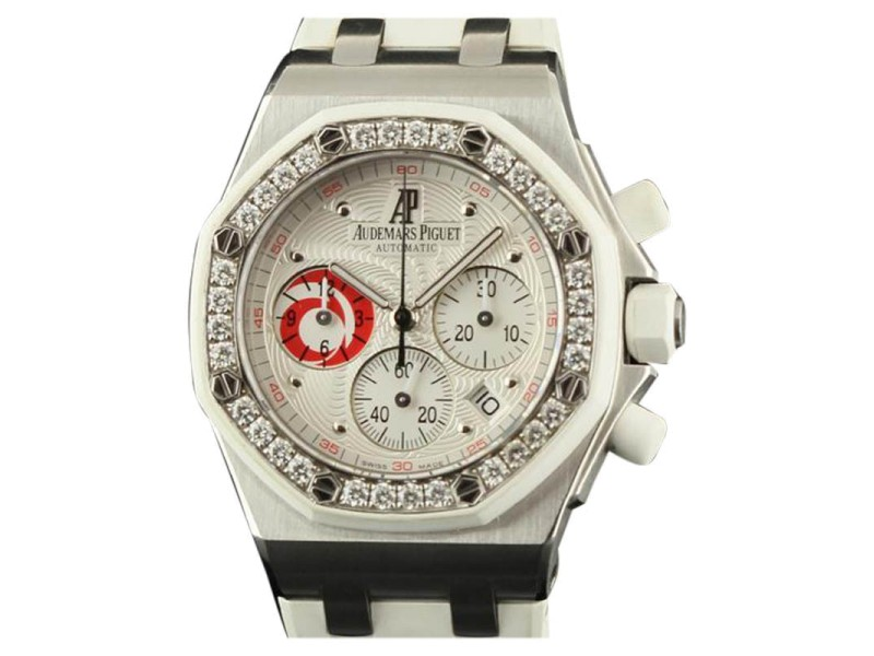 Audemars Piguet Royal Oak 26076SK.ZZ.D010CA.01 Offshore Alinghi Unisex Watch