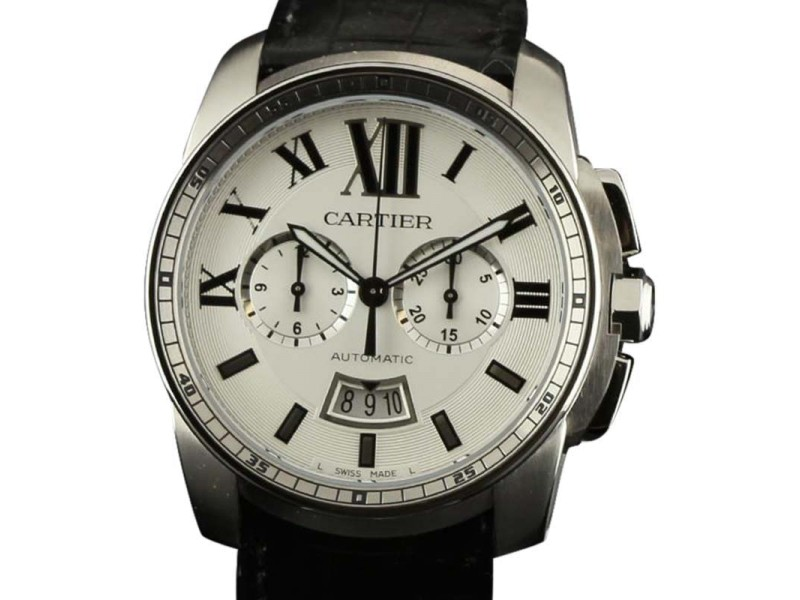 Cartier W7100046 Chronograph Automatic Watch