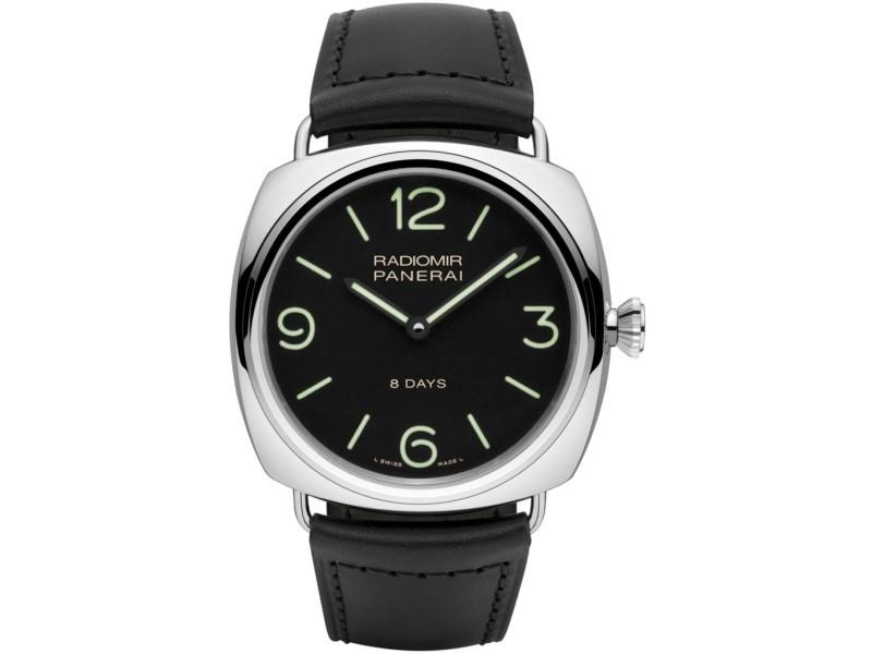 Panerai PAM00610 Radiomir Black Seal 8 Days Complete PAM 610 45mm Watch