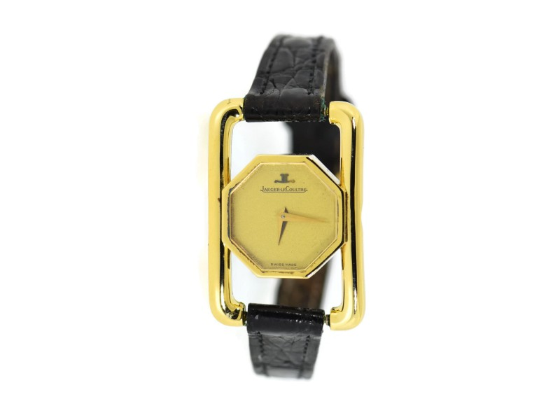 Jaeger LeCoultre Vintage 22mm Womens Watch