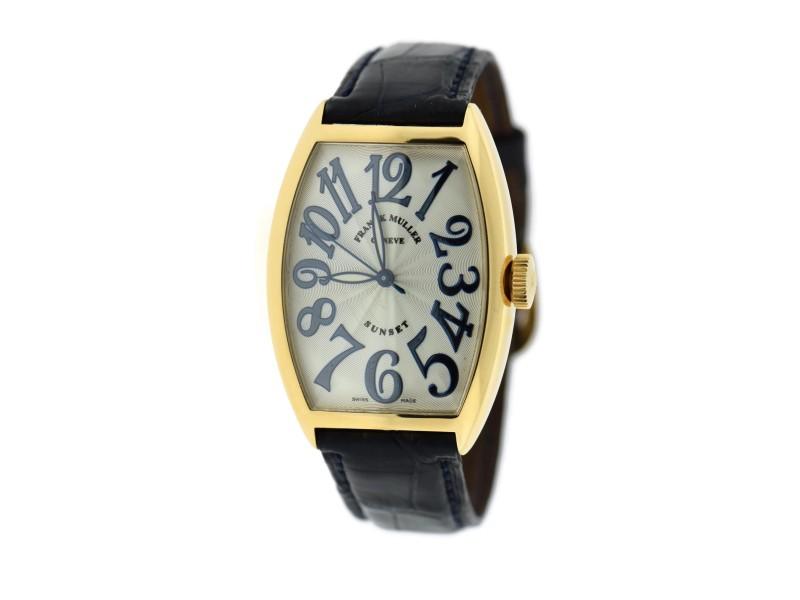 Franck Muller Sunset 5850 SC 32mm Mens Watch