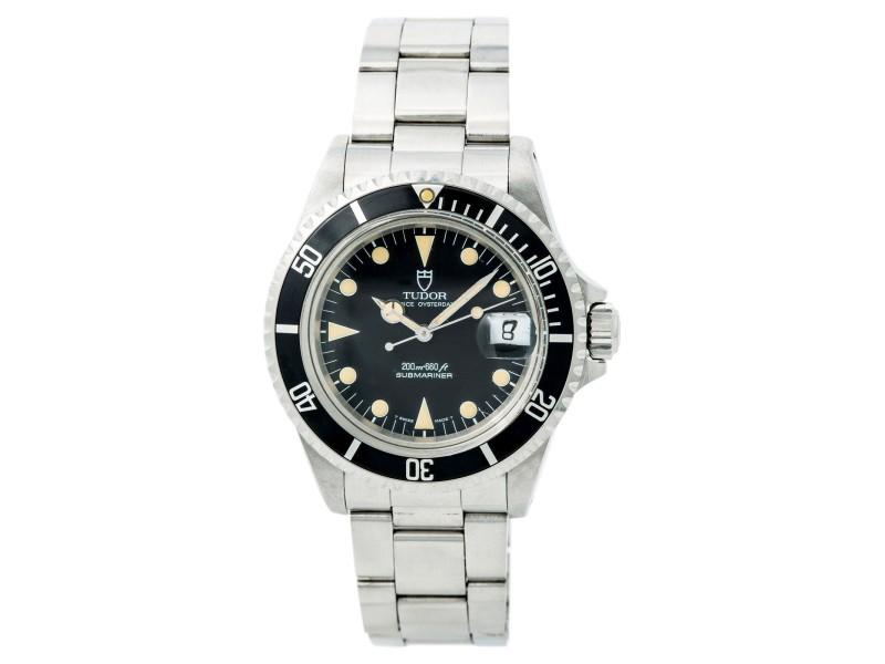 Tudor Submariner 79090 43mm Mens Watch