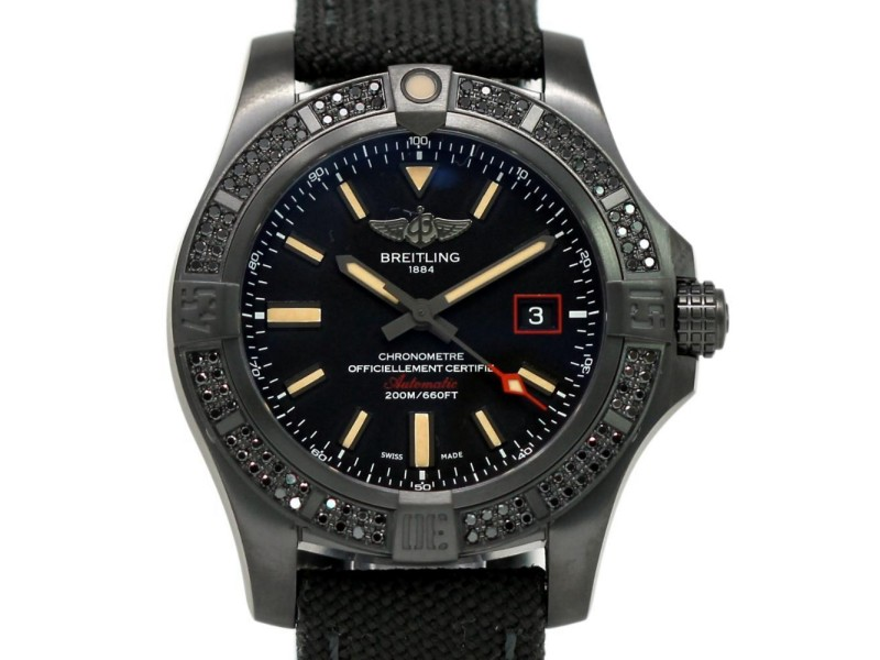 Breitling Avenger V17311AT/BD74 44mm Mens Watch