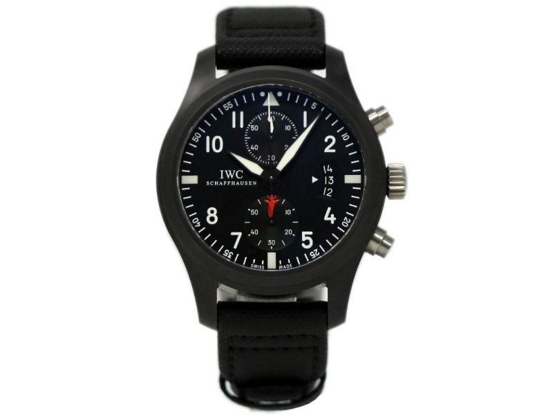 IWC Pilots IW388001 46mm Mens Watch