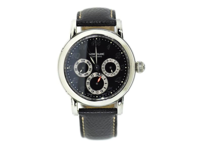 Montblanc Meisterstuck 7018 38mm Mens Watch