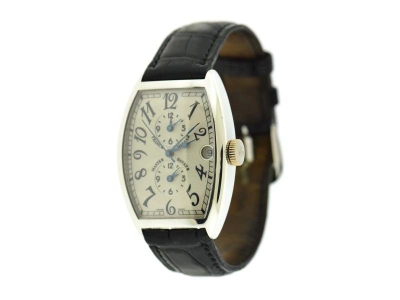 Franck Muller Master Banker 5850 MB 32mm Mens Watch