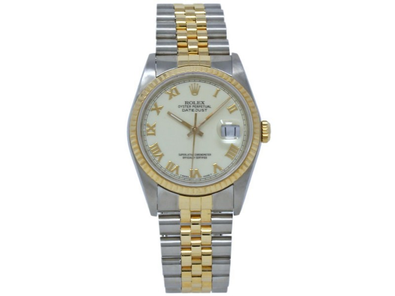 Rolex Datejust 16233 36mm Unisex Watch