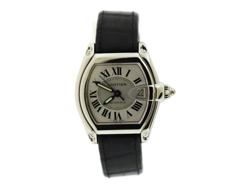 Cartier Roadster 2510 36mm Mens Watch