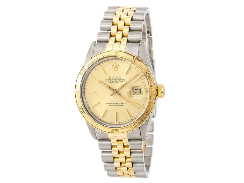 Rolex Datejust 16253 36mm Mens Watch