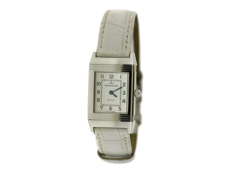 Jaeger LeCoultre Reverso 260.8.08 20mm Womens Watch
