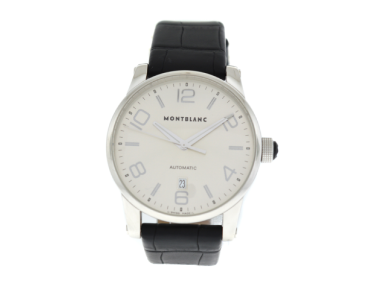 Montblanc Timewalker 9675 Stainless Steel Automatic 42MM Watch