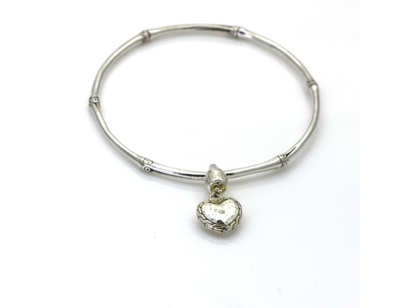 John Hardy Bamboo Bangle Bracelet