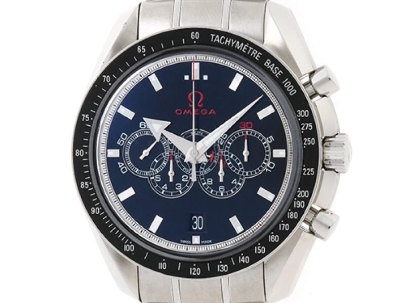 Omega Speedmaster Olympic 321.30.44.52.01.001 SS 44mm Mens Watch