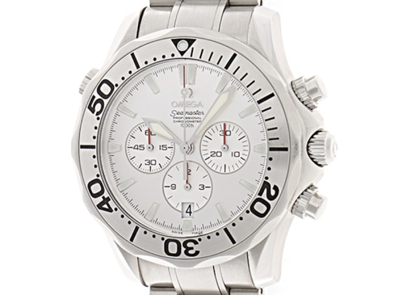 Omega Seamaster Chronograph US Special Edition 2589.30 41mm Mens Watch