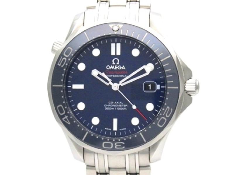 Omega Seamaster 212.30.41.20.03.001 SS 41mm Mens Watch