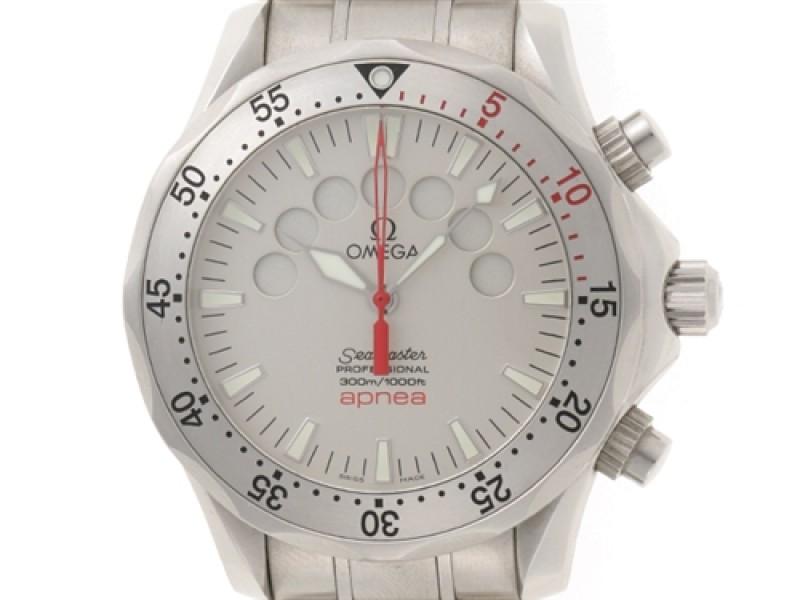 Omega Seamaster Apnea  2595.30 SS 42mm Mens Watch