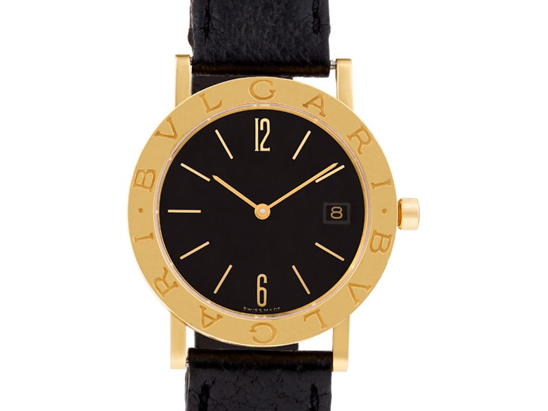 Bulgari BB33 GL Unisex Watch