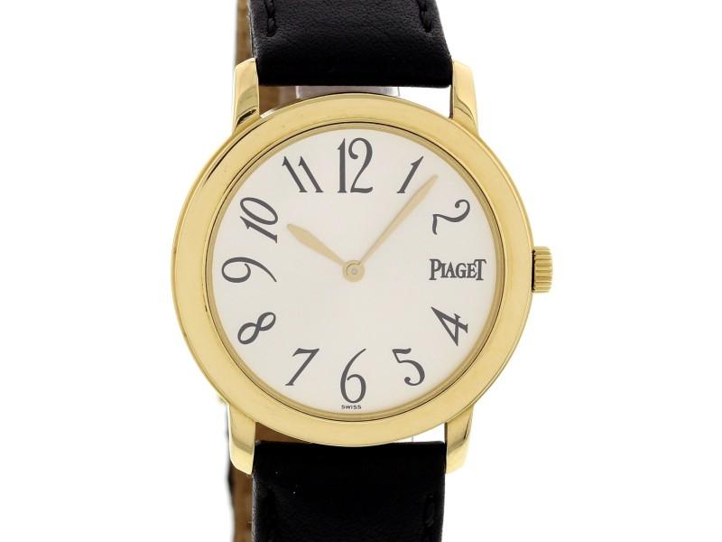 Piaget  90920 Altiplano 18K Yellow Gold Mens Watch