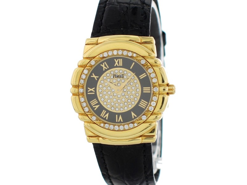 Piaget Tanagra 17043 33mm Womens Watch