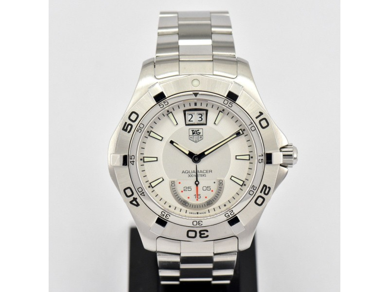 Tag Heuer Aquaracer WAF1011 41.5mm Mens Watch
