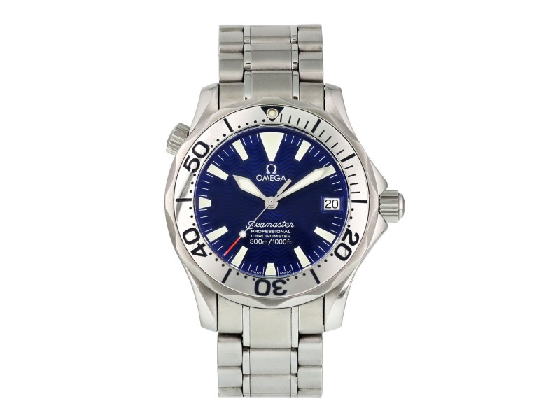 Omega Seamaster Professional 2553.80.00 Mid-Size Watch