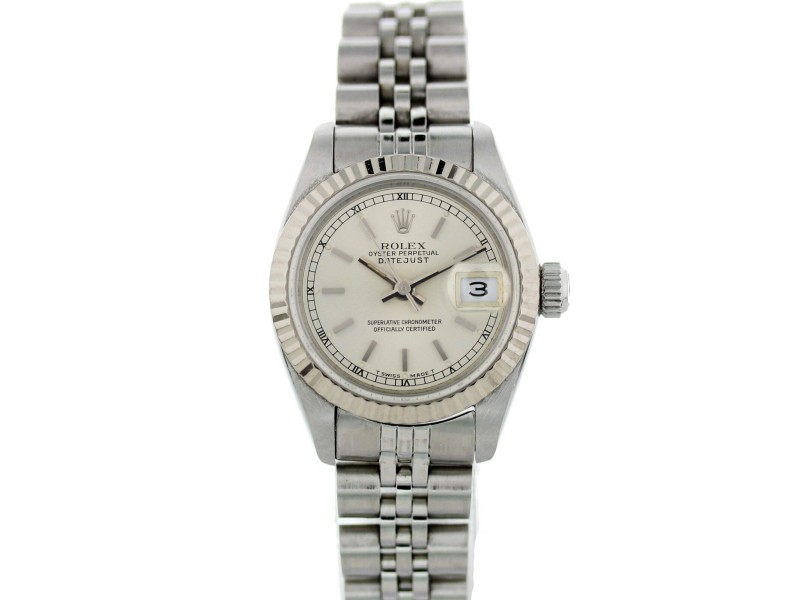 Rolex Oyster Perpetual Datejust 69174 Original Box & Papers