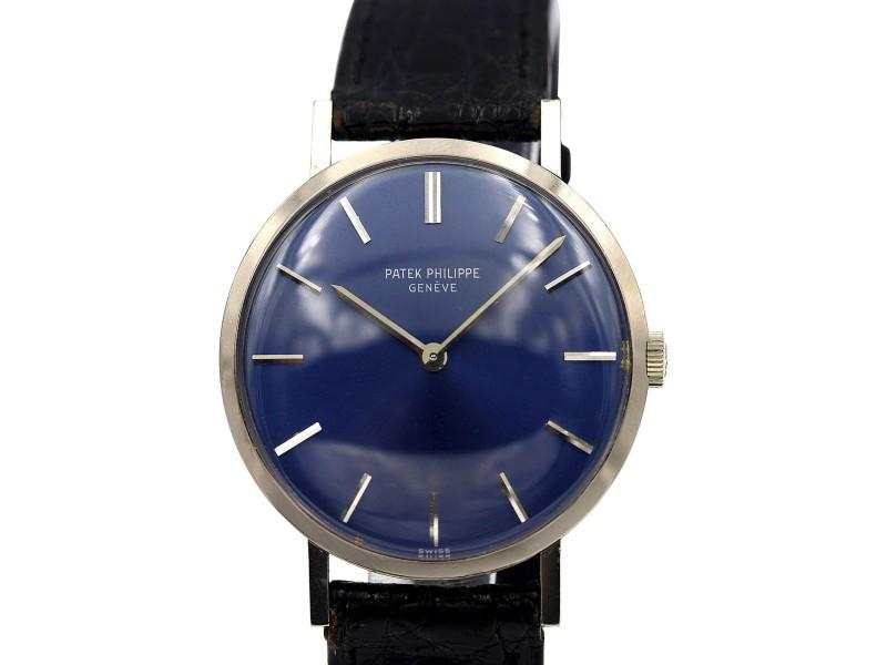 Patek Philippe Calavatra Vintage 34mm Mens Watch