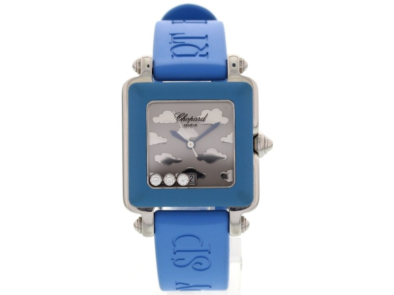 Chopard Be Happy 2 Model 27/8896-404 Ladies Watch