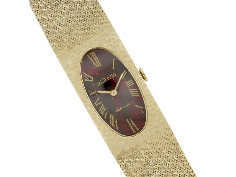 LeCoultre TM9-7539 Vintage 19.5mm Womens Watch