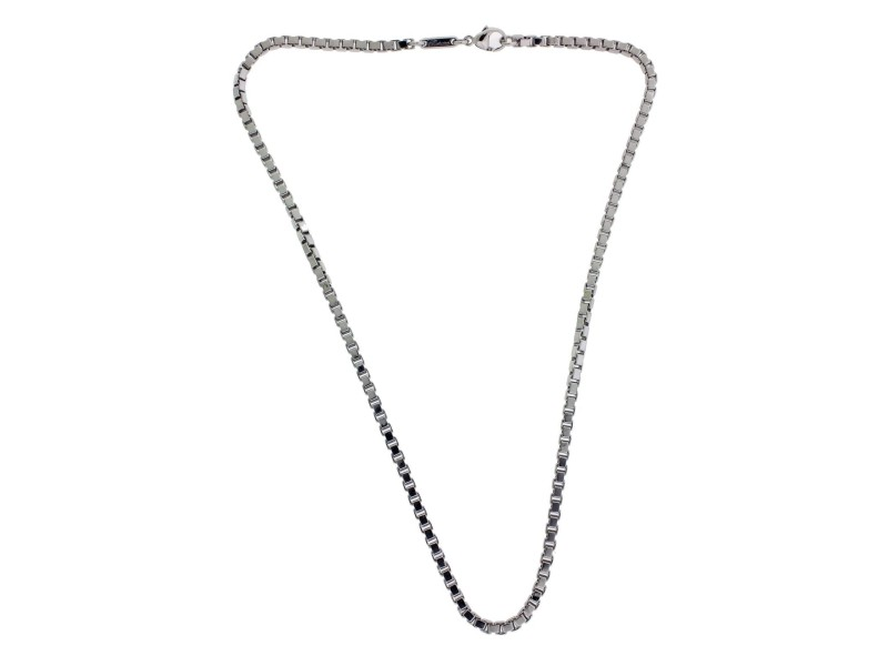 Chopard 18K White Gold Necklace