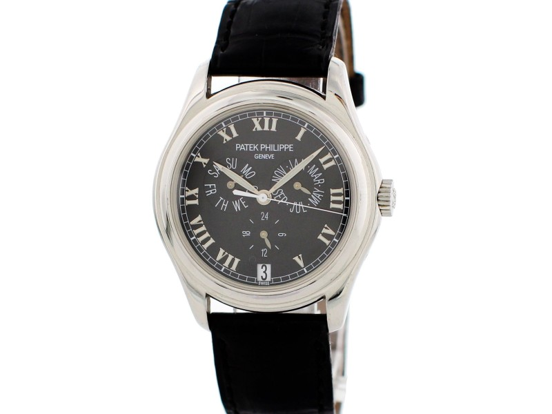 Patek Philippe Annual Calendar 5035 37mm Mens Watch