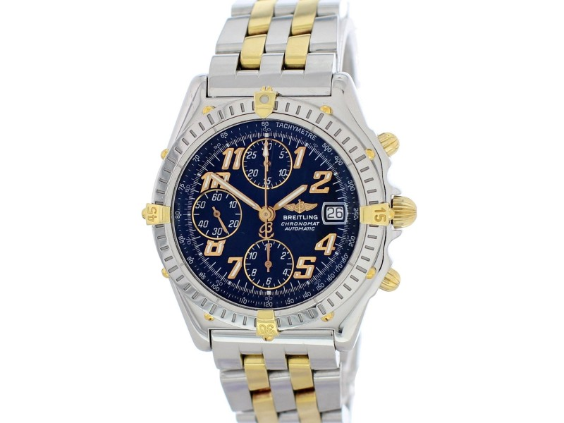 Breitling Chronomat B13050 1 40mm Mens Watch
