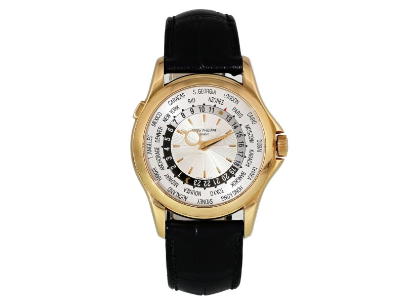 Patek Philippe Complications World Time 5130R Men Watch