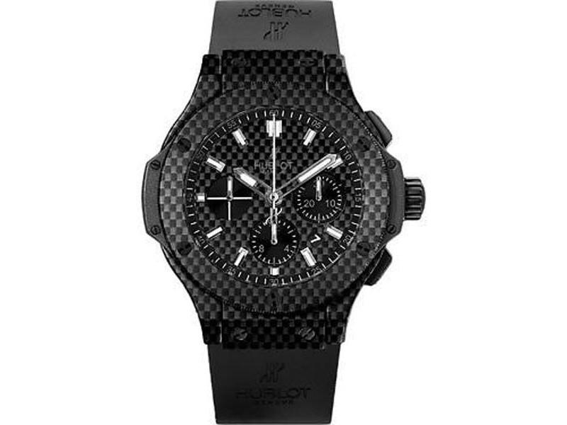Hublot 301.QX.1724.RX Big Bang Black Carbon Fiber Watch