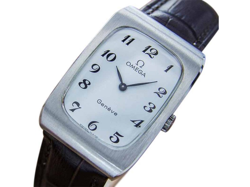 Omega Swiss Made Manual Luxury Dress Men's C1960s Watch