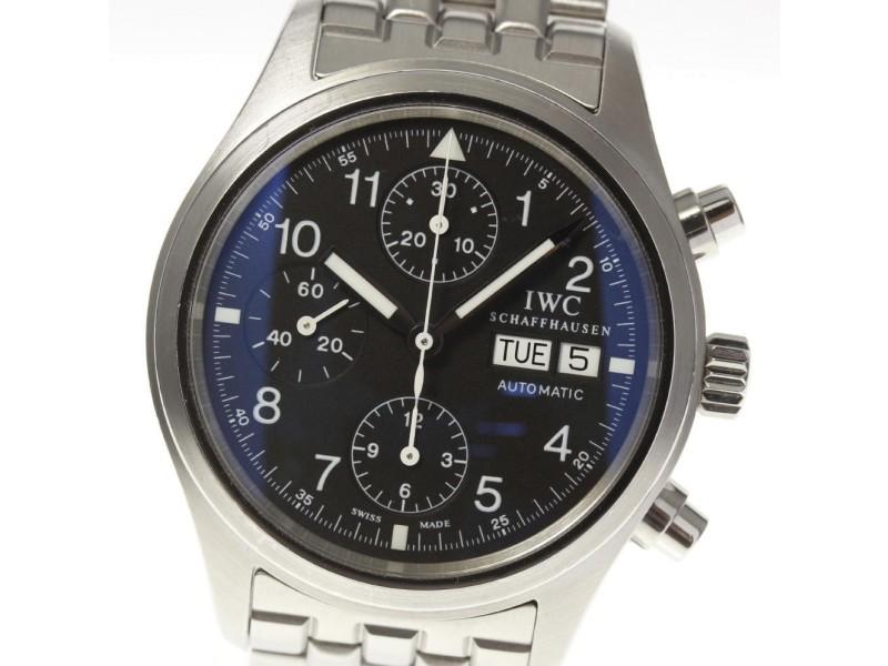 IWC Flieger IW370607 39mm Mens Watch