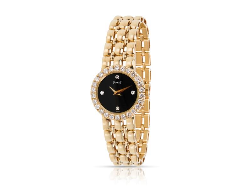 Piaget 8296 K61 Vintage 20mm Womens Watch