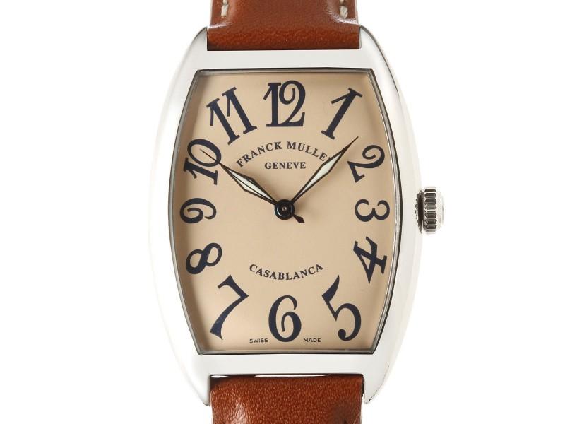 Franck Muller Casablanca 2852CASA 31mm Mens Watch