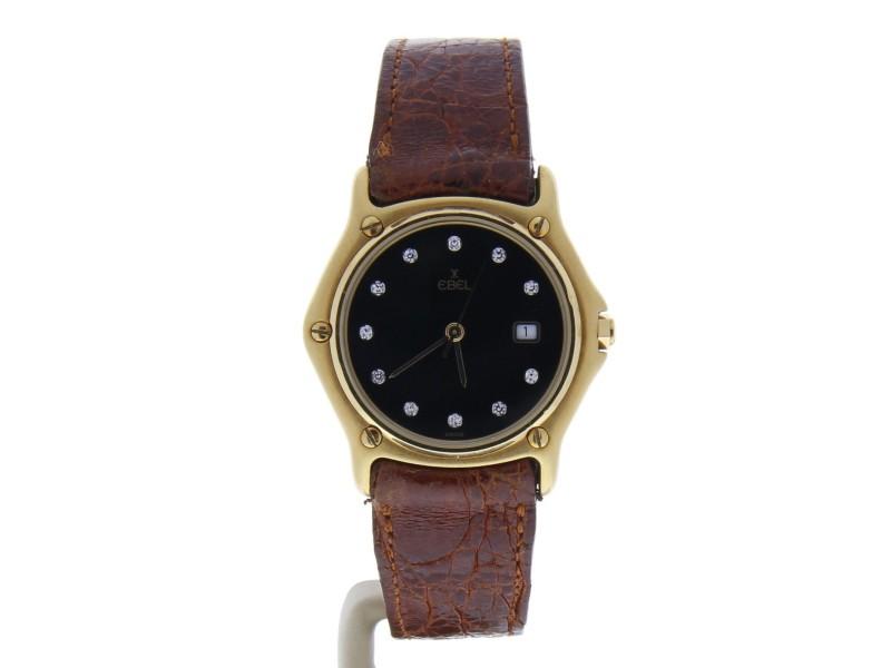 Ebel SportWave 883909 32mm Womens Watch