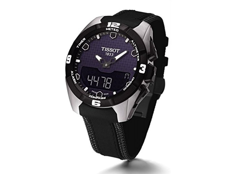 Tissot T-Touch T091.420.46.051.01 45mm Mens Watch