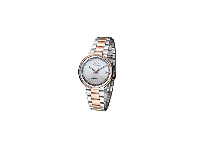 Mido Commander 33mm Womens Watch