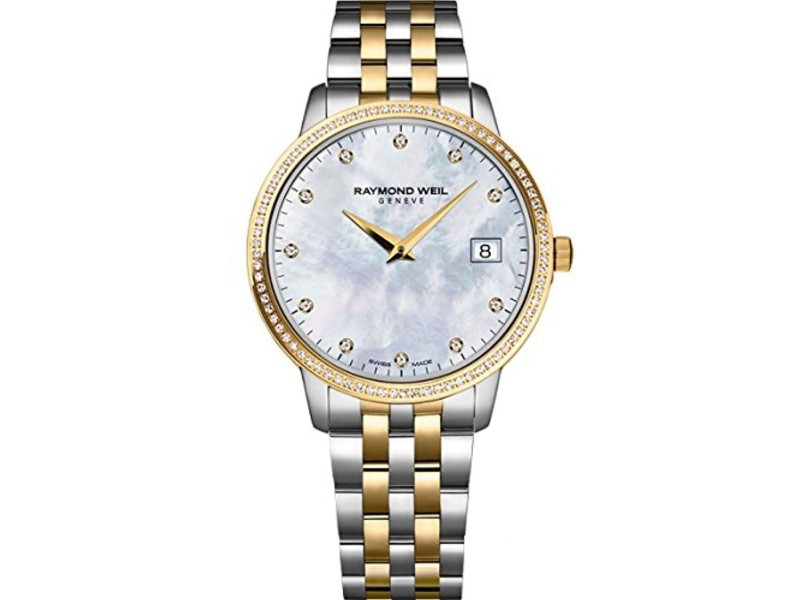Raymond Weil Toccata 115 34mm Womens Watch