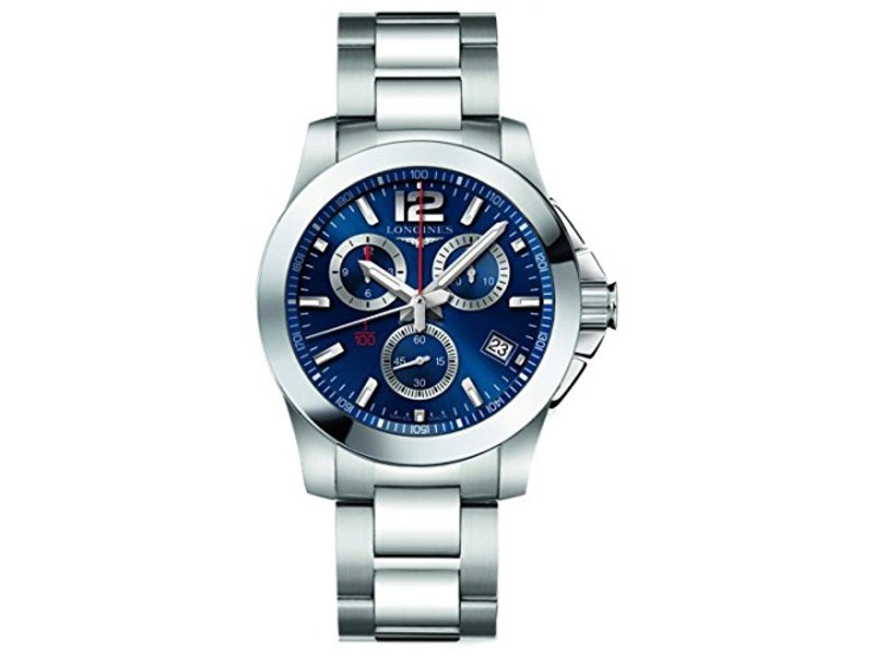 Longines Conquest L37004966 41mm Mens Watch