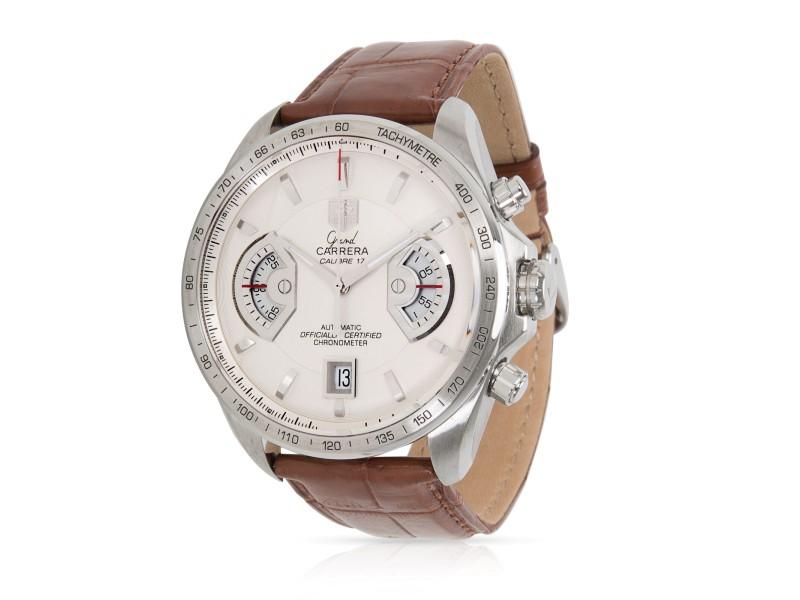 Tag Heuer Carrera CAV511B Men's Watch in  Stainless Steel
