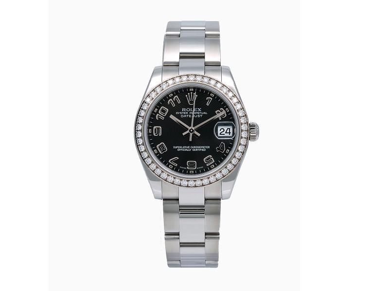 Rolex Lady Datejust 178384 31mm Womens Watch