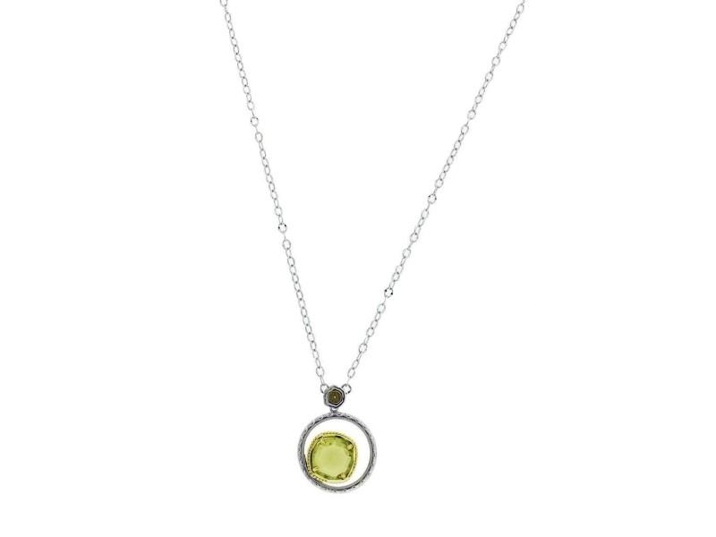 Tacori Sterling Silver Pendant