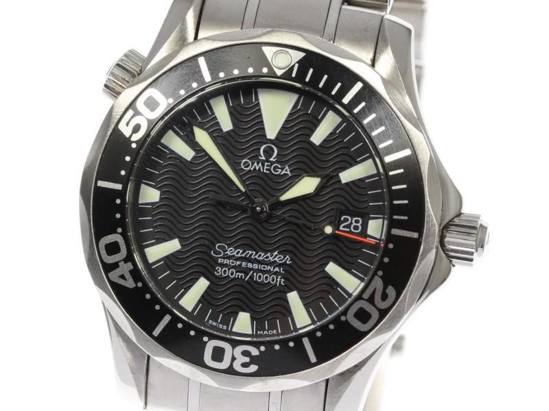 Omega Seamaster 2262.50 36mm Mens Watch
