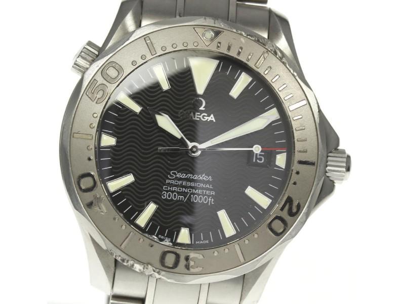 Omega Seamaster 2230.50 41mm Mens Watch