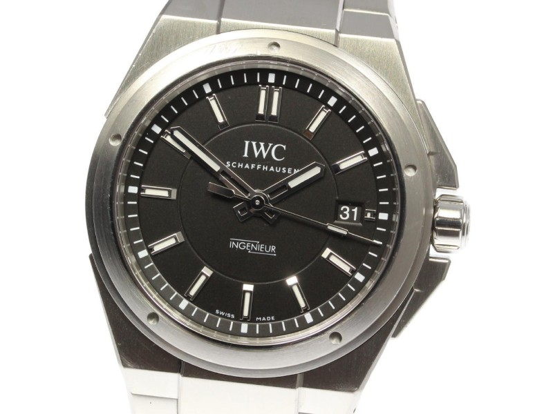 superior quality 66836 74db4 IWC Schaffhausen IW323902 39mm Mens Watch